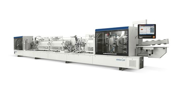 Single-Sided Automatic Edge Bander Stefani PSF - SCM Group