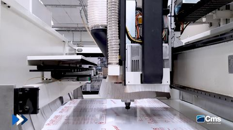 The most AGILE solutions for plastic sheets machining and protective screens production