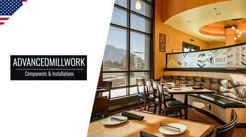 Advanced Millwork Components and Installations