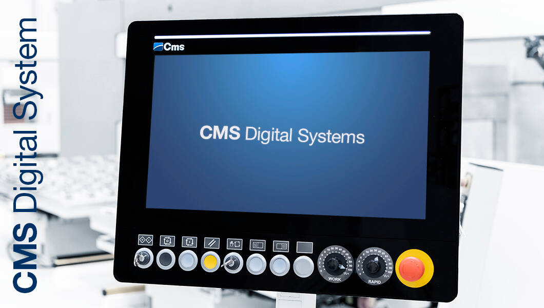 DIGITALE LÖSUNGEN - CMS Digital Systems - Eye CMS - Consolle