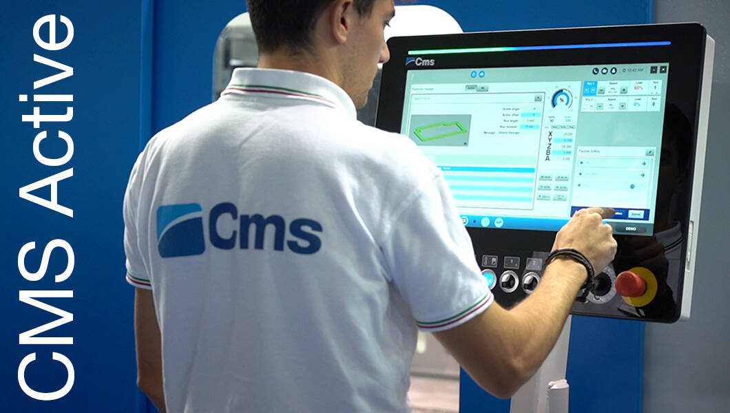 CMS Digital Systems - CMS Digital Systems - CMS Active - HMI