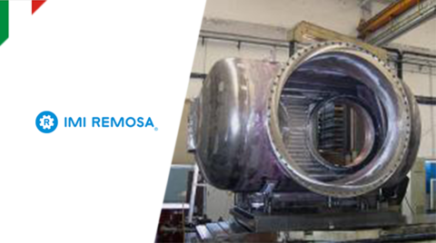 Building the perfect solution for metal cutting applications: Remosa & CMS