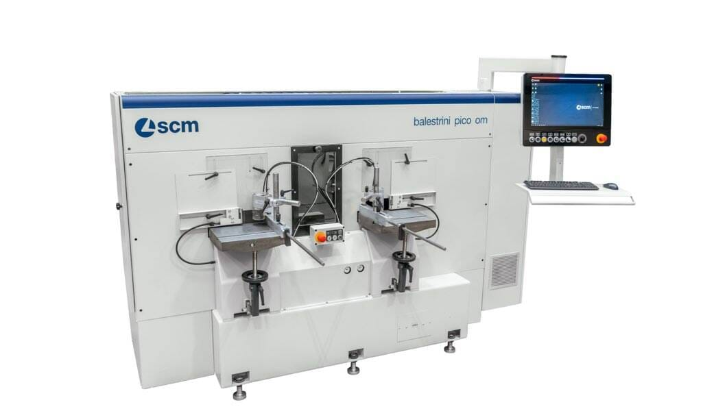 Tenoners, Mortisers, Double sided shapers - Tenoners, Mortisers, Double sided shapers - balestrini pico om