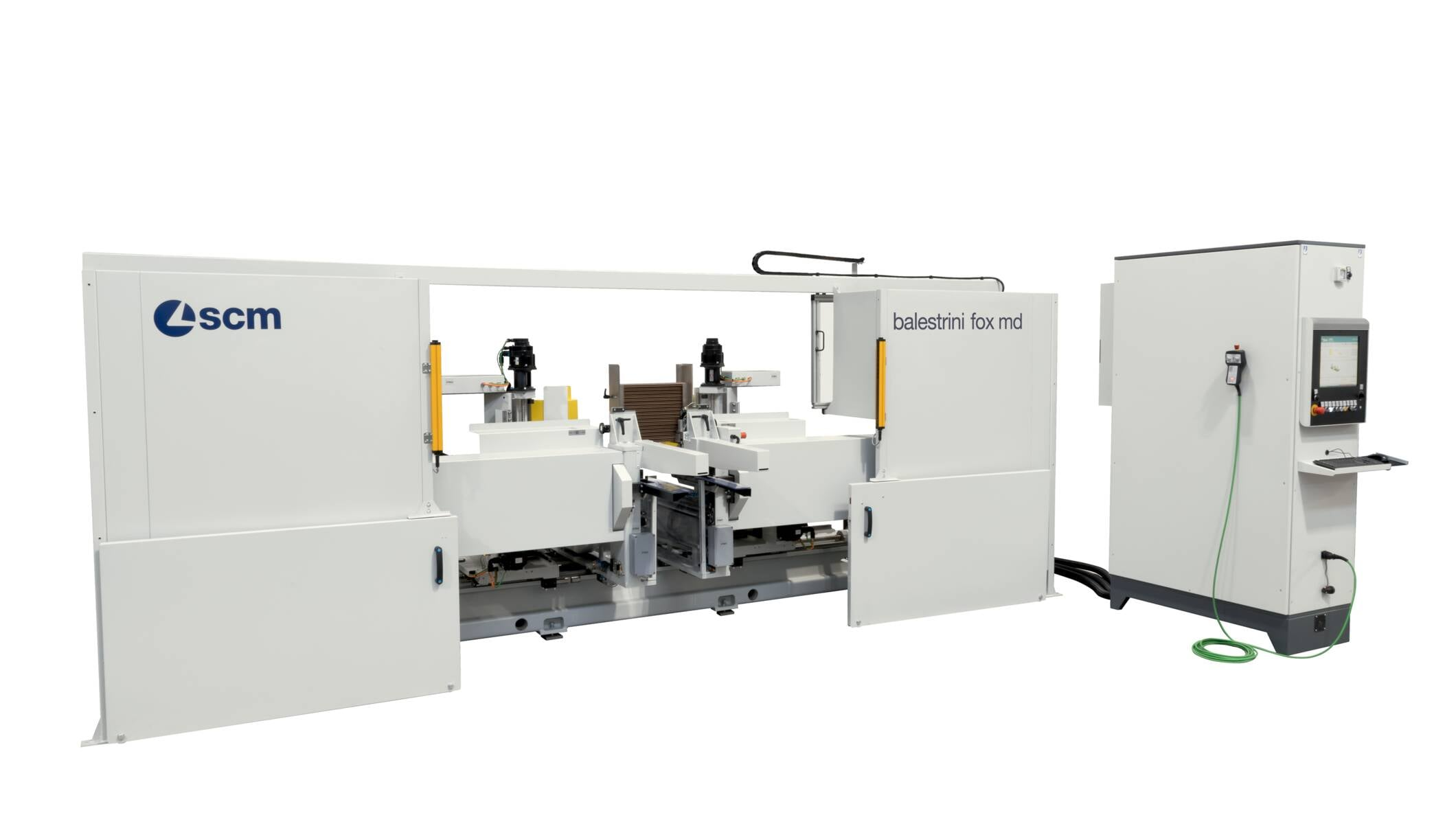 Tenoners, Mortisers, Double sided shapers - Tenoners, Mortisers, Double sided shapers - balestrini fox md
