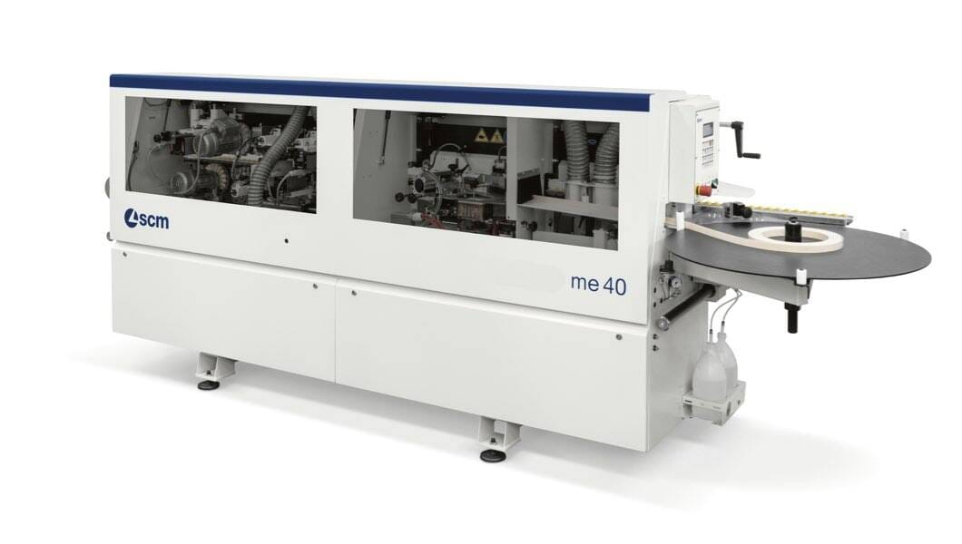 Joinery machines - Edge Banders - me 40