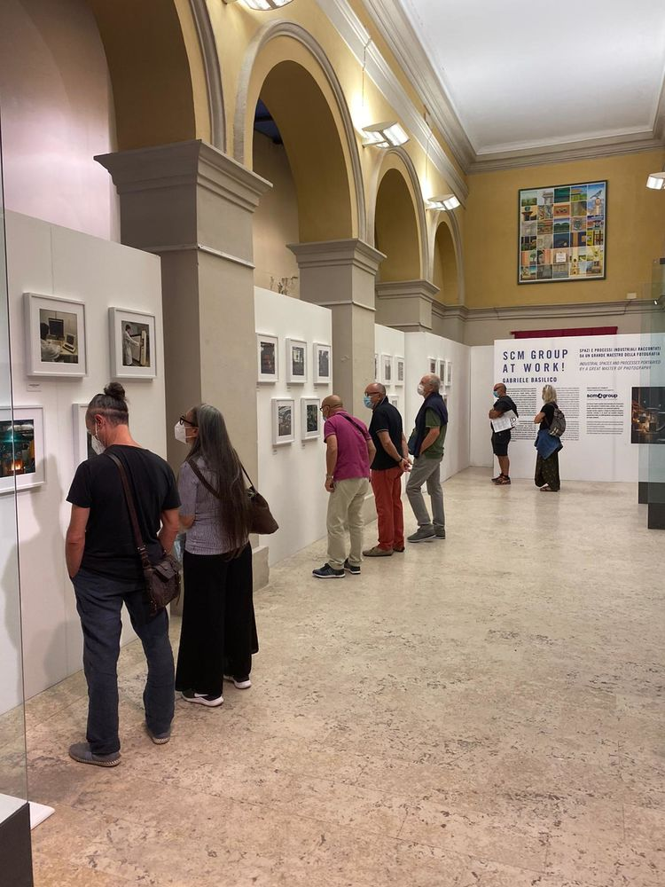 "SI FEST continues with the ""Scm Group at work"" exhibition"