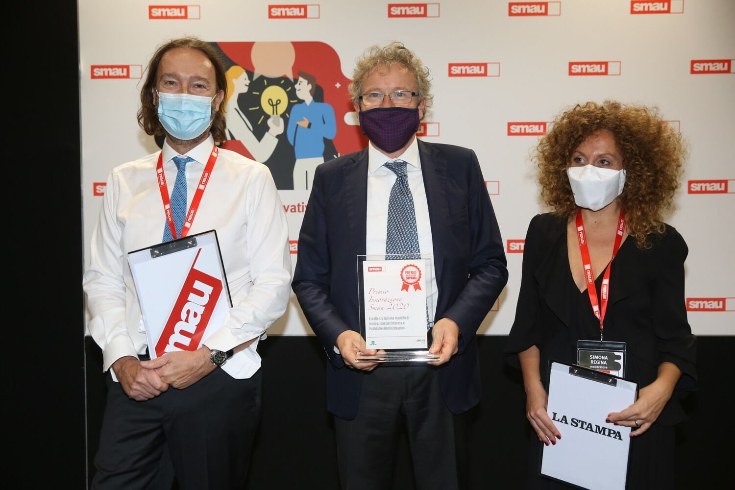 """SMAU Innovation"" Prize to Scm Group"